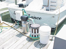 Dock, Boat, RV, Crawlspace, Automobile, Boiler, Small Residence/condo/ Apartment And Portable Water Softeners/filters.
